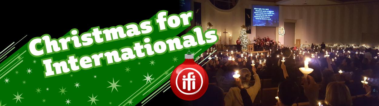 Christmas for Internationals