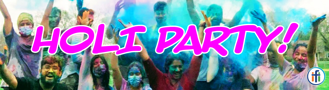 Holi Festival Party