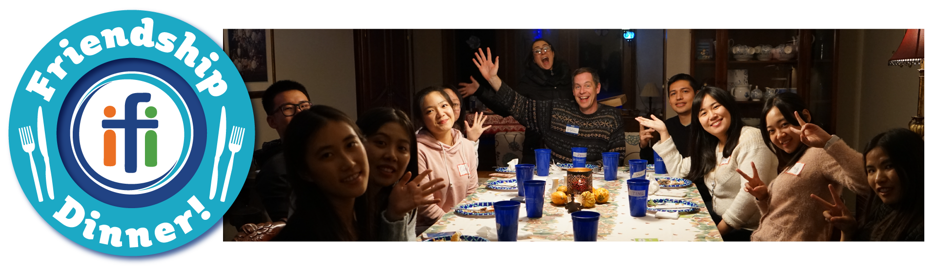 Friendship Dinner March 21st, 2020