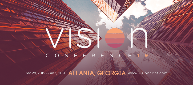 Vision 2019 Conference